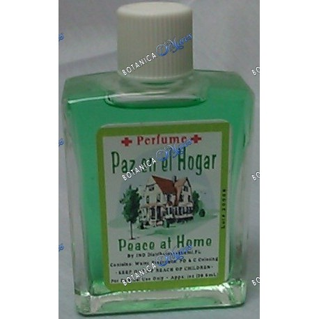 <p>Perfume Paz en el Hogar - Peace at home 1 oz.</p>