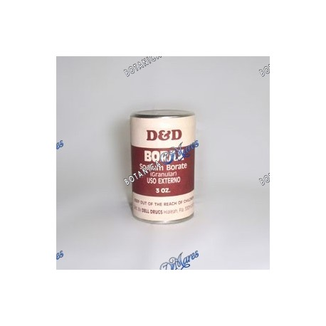 Sodiun Borate, Borax 3 oz.