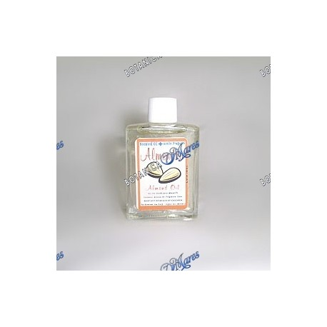 Almond oil - Aceite de Almendra 29.5 ml.
