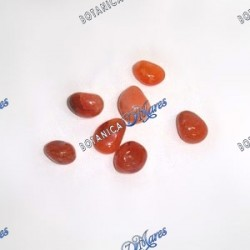 Carnellian stone (single stones) piedras de carmellan individuales