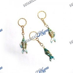 Fish keychain for Inle