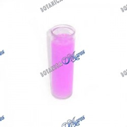 7 Days Pink Candle