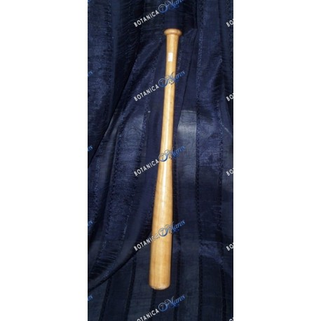 "<p>Bate de madera - wooden bat 25"" long</p>"