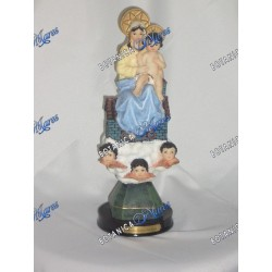 Our Lady of Loreto 12""