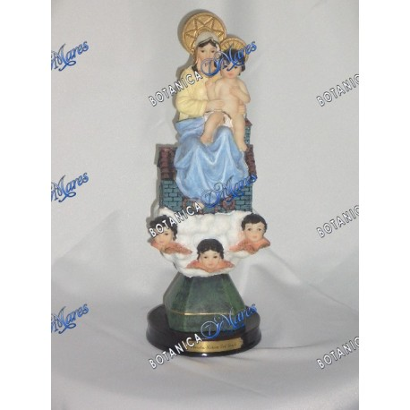 """Our Lady of Loreto 12"""""""