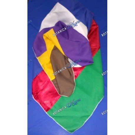 <p>9 colors handkerchief  large all in one 36 x 36 inch.</p>