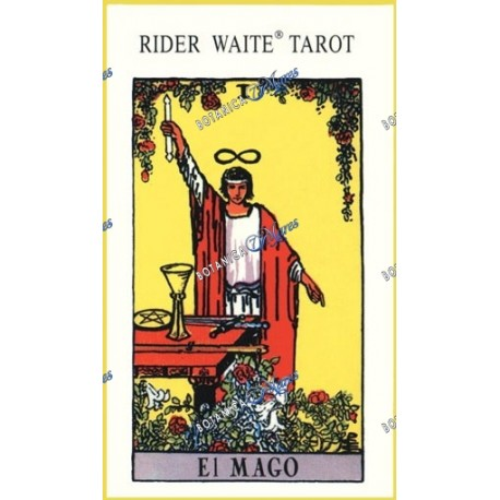 <p>The Rider Tarot Deck Cards with booklet in english</p>
