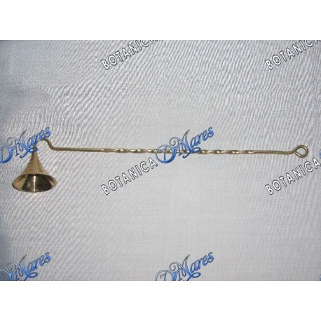 Candle Snuffer in Bronze