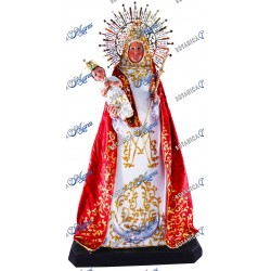 """OUR LADY OF CANDELARIA 16"""""""
