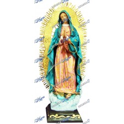 """OUR LADY OF GUADALUPE 16"""""""