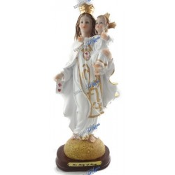 Virgen de Las Mercedes 8""
