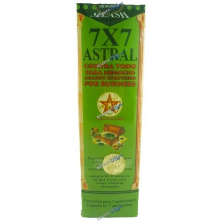 7x7 Astral Green Para Negocio 30 oz