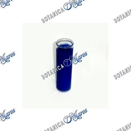 7 Days Candles (1 bx/12 units) Blue