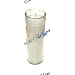 7 Days Candles (1 bx/12 units) White
