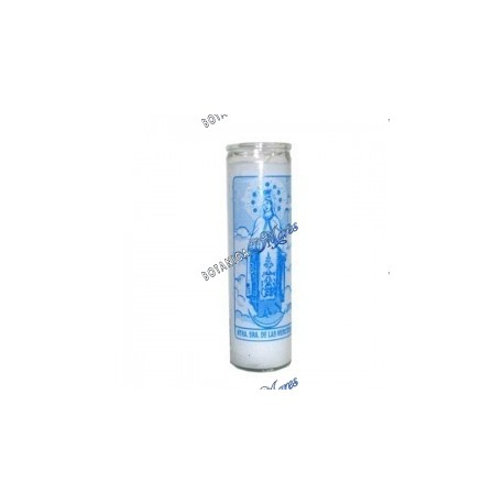 7 Days Our Lady of Mercy Candles (1 bx/12 units)