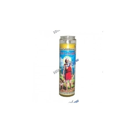 7 Days Saint Lazarus Candles (1 bx/12 units)