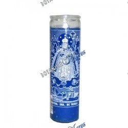 7 Days Our Lady of Regla Candles (1 bx/12 units)