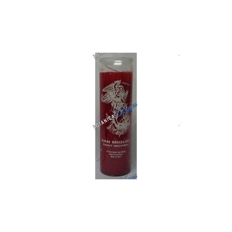 7 Days Saint Michael Arcangel Candles (1 bx/12 units)