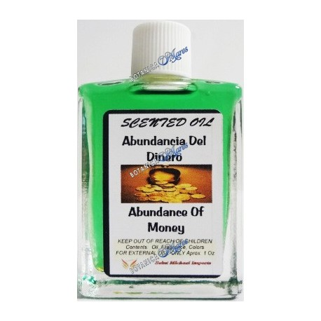 Abundance of Money Oil 1 oz