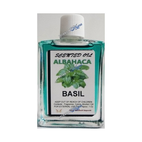 Basil Oil 1 oz