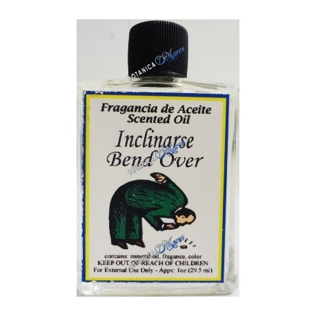 Aceite Bend Over 1 oz.