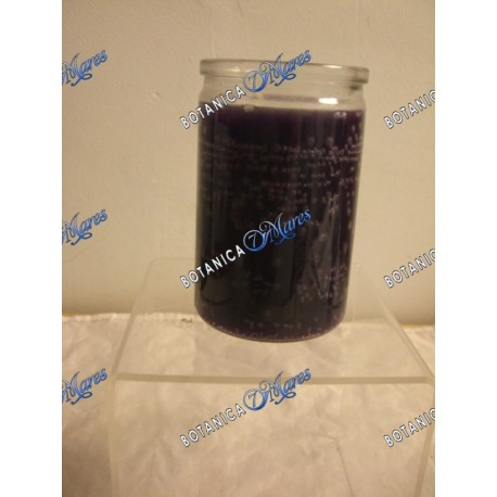 50 Hours Candles (1 bx/24 units) Purple