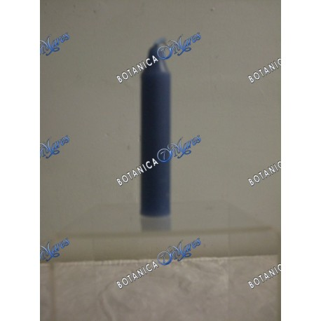 Sabath/Household Candles (1 bx/12 units) Blue