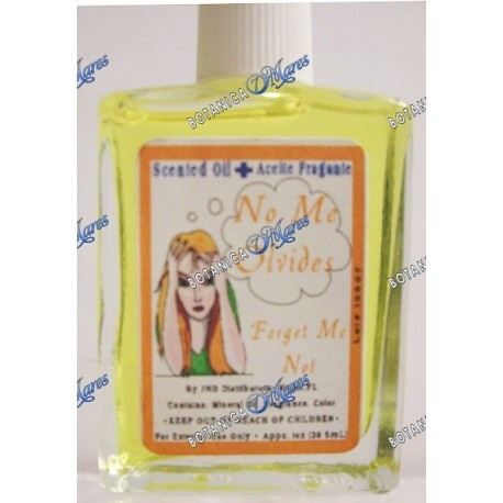Forget Me Not Oil 1 oz