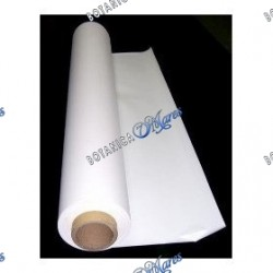 White Cotton Fabric by Yard