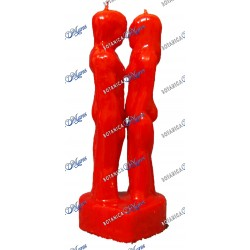 Face to Face(Union) Candles(1 bx/12 units) Red