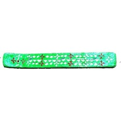 INCENSE WOODEN STICK BURNER GREEN