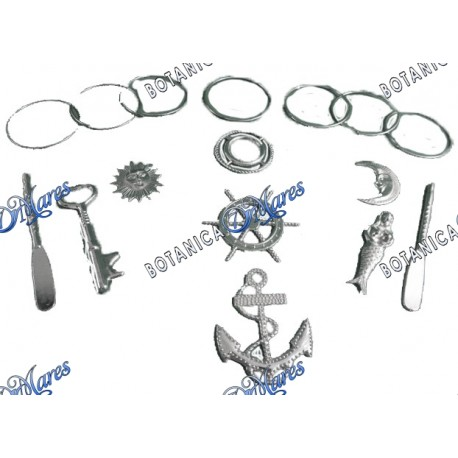 Yemaya Tools 16 Pieces