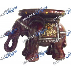 Elephant Resin Base (Oval)