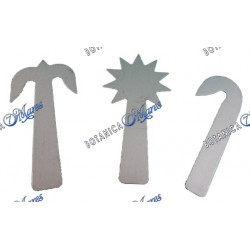 Agayu Metal Tools - 3 pieces