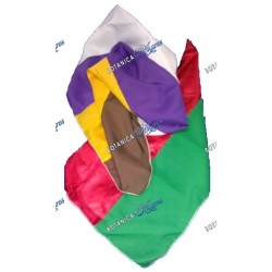 "7 Colors Handkerchief Large 36""x 36"""
