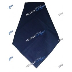 "Blue handkerchief Large 36"" x 36"""