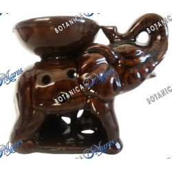 Elephant oil burner