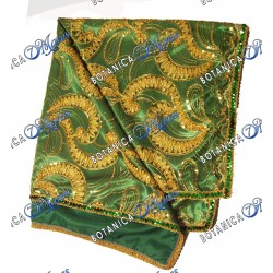 EMBROIDERED HANDKERCHIEF FOR ORULA No. 2 XTRALARGE 50X44""