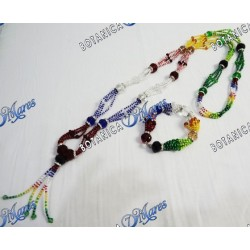 Necklace and Ilde Special for Yemaya