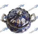"Soup Tureen for Yemaya Porcelain 6.5""H x 6""W"